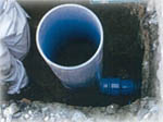 公共汚水桝設置